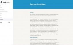 004 Excellent Freelance Web Design Proposal Template