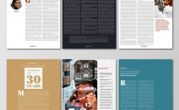 004 Excellent Indesign Magazine Template Free Concept  Cover Download Indd Cs5