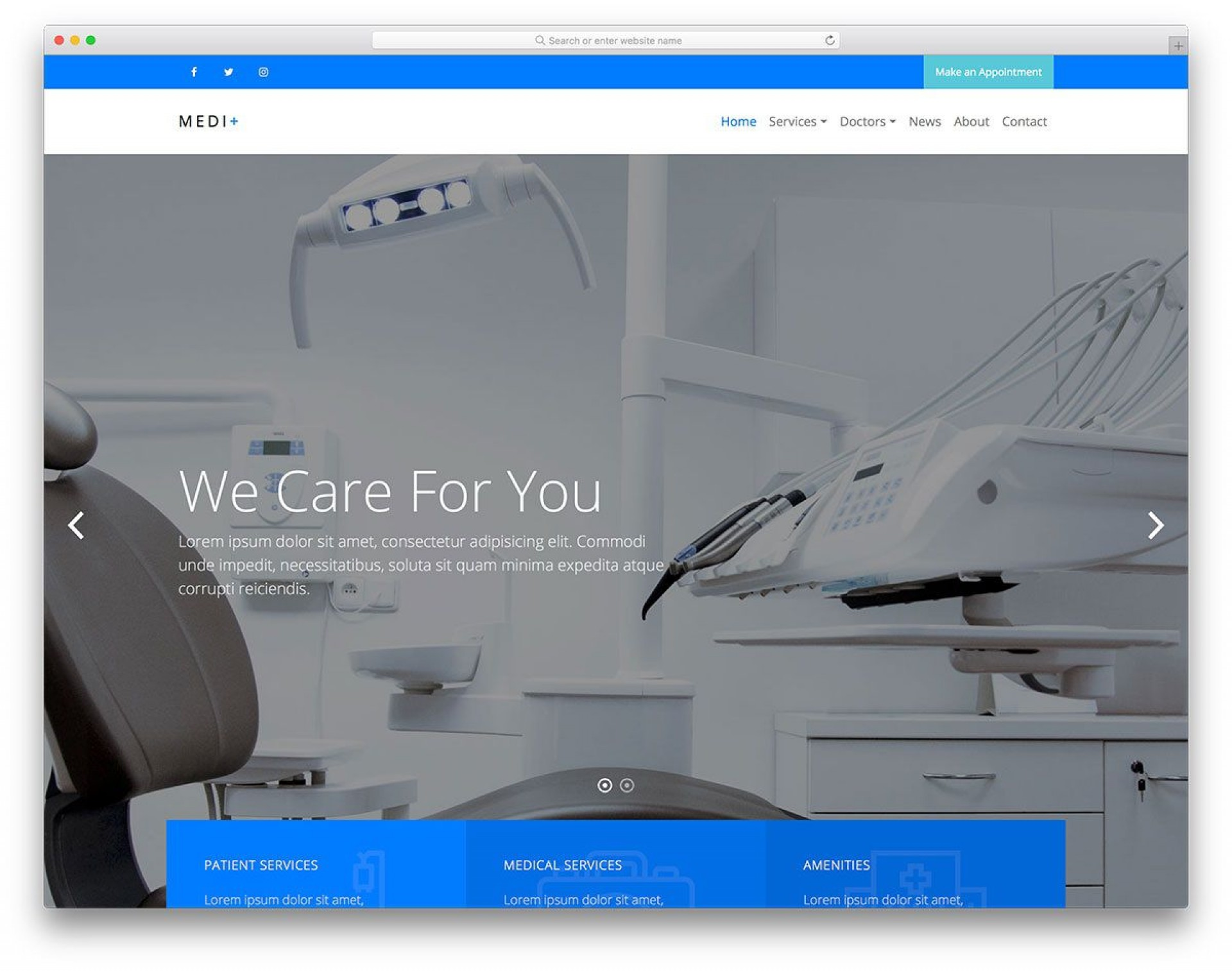 004 Excellent Mobile Friendly Web Template Image  Templates Free Page1920