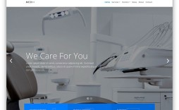 004 Excellent Mobile Friendly Web Template Image  Templates Free Page