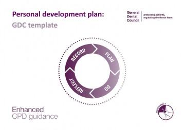 004 Excellent Personal Development Plan Template Gdc Highest Quality  Free360