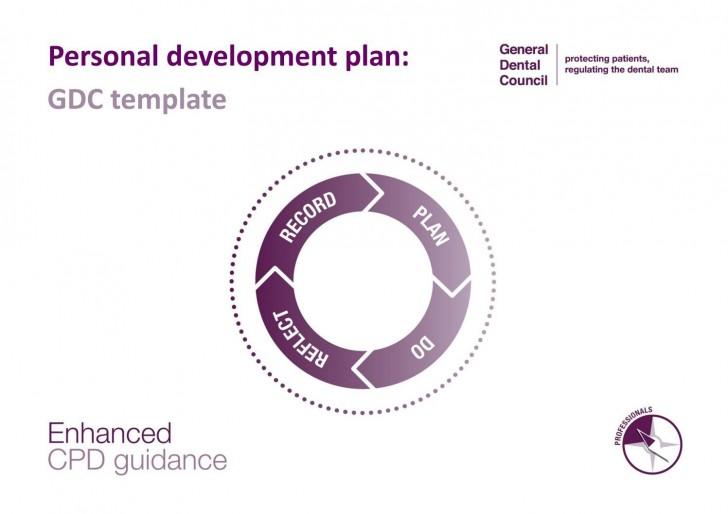 004 Excellent Personal Development Plan Template Gdc Highest Quality  Free728