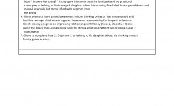 004 Excellent Psychotherapy Progres Note Sample Picture  Samples Speech Therapy Counselling Therapist Example
