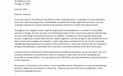 004 Excellent Teacher Cover Letter Template Photo  Teaching Job