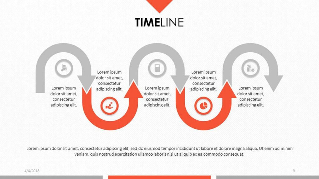 004 Excellent Timeline Template Presentationgo Highest Quality Large