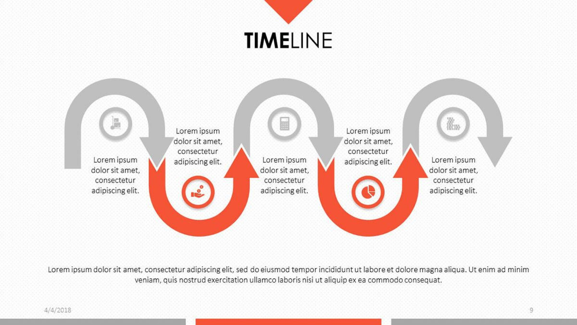 004 Excellent Timeline Template Presentationgo Highest Quality 1920