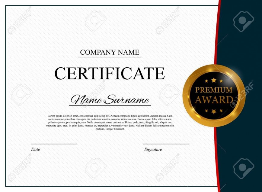 004 Exceptional Blank Award Certificate Template High Definition  Printable Free Editable