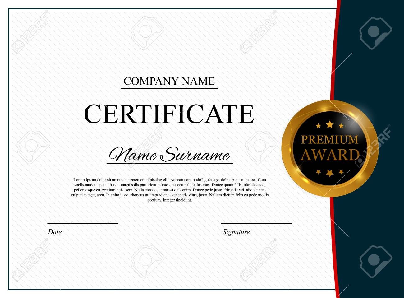 004 Exceptional Blank Award Certificate Template High Definition  Printable Math Editable FreeFull