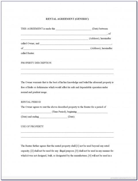 004 Exceptional Rental Agreement Template Word Free Picture  Room Doc In Tamil Format Download480