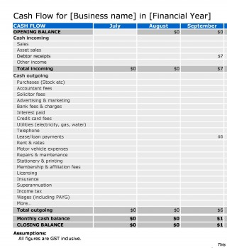 004 Exceptional Statement Of Cash Flow Template Ifr High Resolution  Excel320