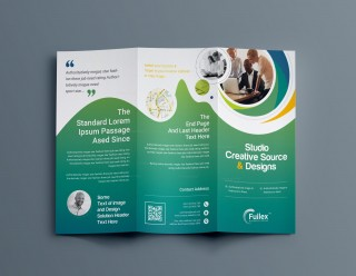 004 Exceptional Three Fold Brochure Template High Definition  Word Free 3 Psd Download320
