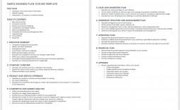 004 Fantastic Basic Busines Plan Template Inspiration  Templates Simple Uk Free Restaurant Sample Pdf Word