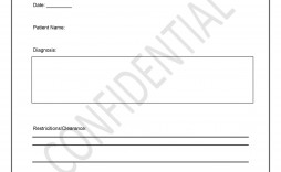 004 Fantastic Doctor Note Template Word Idea  Fake Document For Work