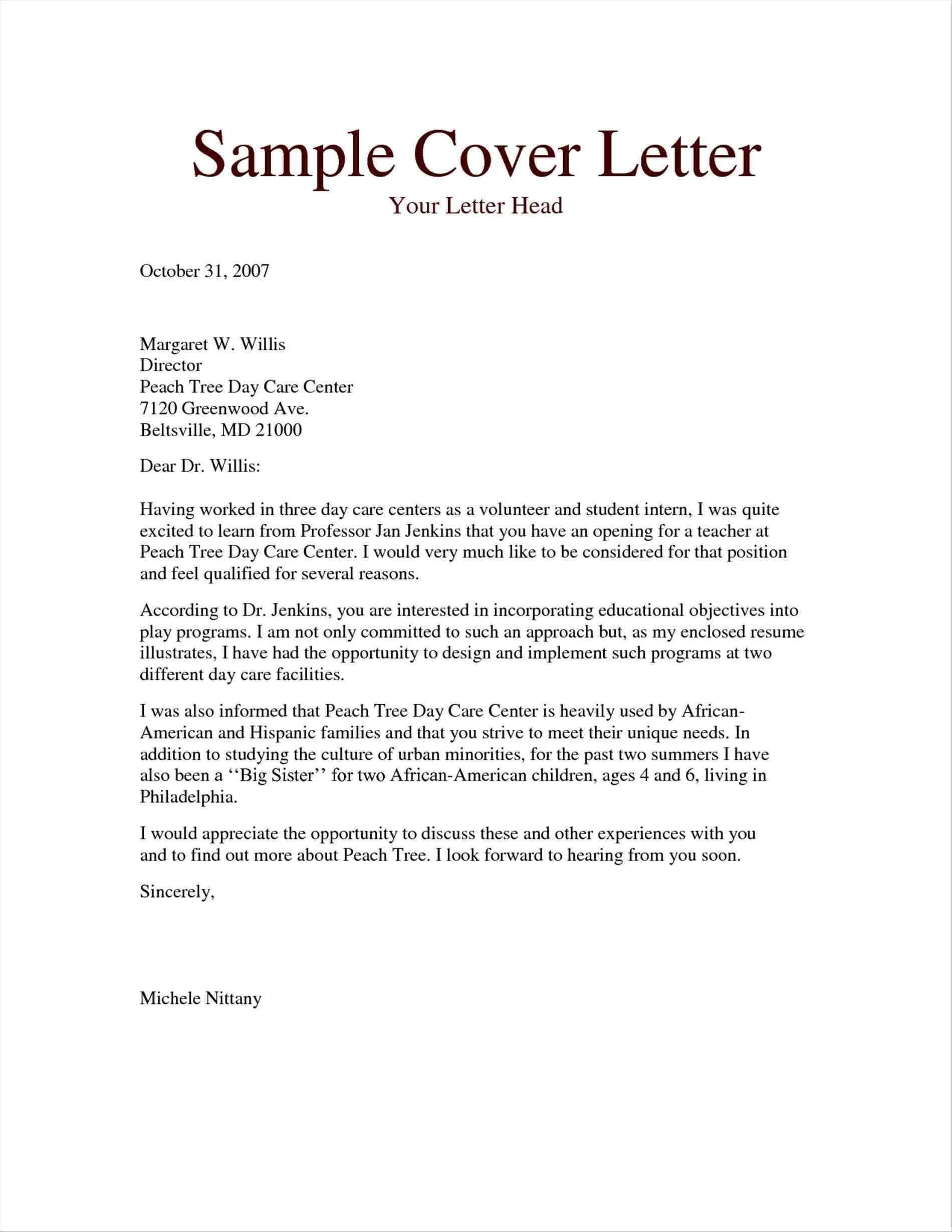 004 Fantastic Free Download Cover Letter Sample High Definition  For Fresher Pdf TemplateFull