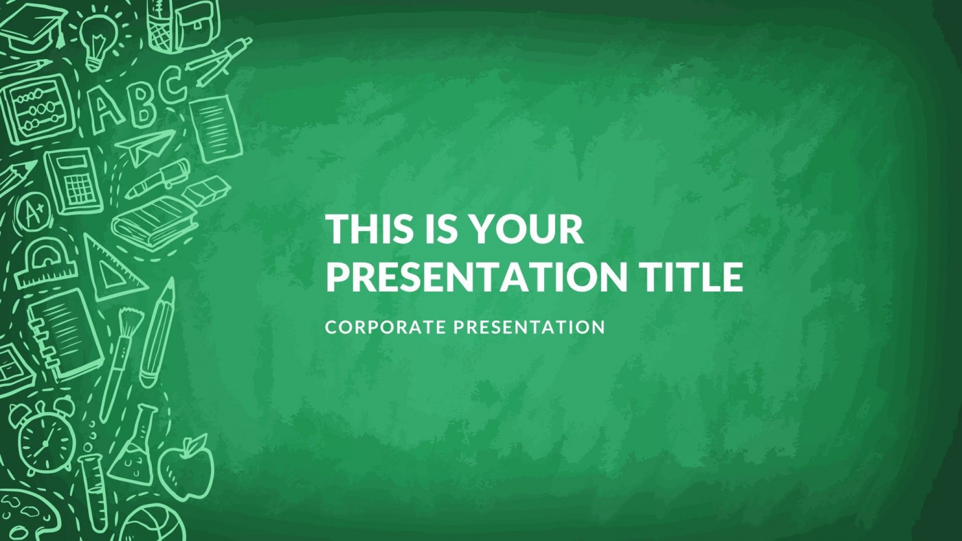 004 Fantastic Free Education Ppt Template High Def  Powerpoint For Teacher Creative Download Professional1400