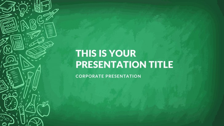 004 Fantastic Free Education Ppt Template High Def  Powerpoint For Teacher Creative Download Professional728