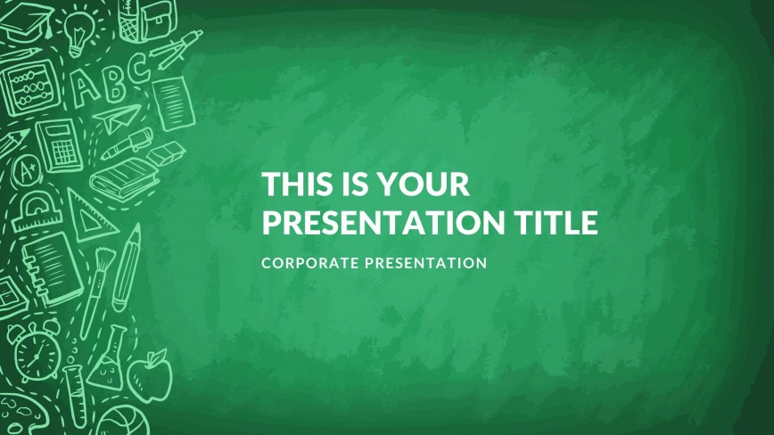004 Fantastic Free Education Ppt Template High Def  Powerpoint For Teacher Creative Download Professional868