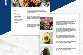 004 Fantastic Free Make Your Own Cookbook Template Download Concept