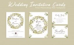 004 Fantastic Photoshop Wedding Invitation Template Inspiration  Templates Hindu Psd Free Download Card