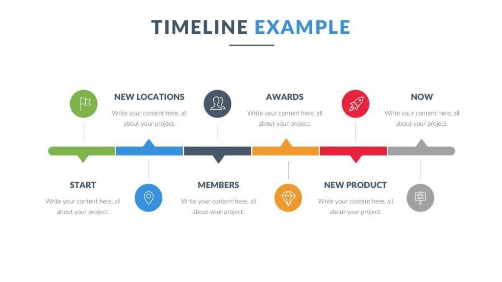 004 Fantastic Project Timeline Template Powerpoint Highest Quality  M Ppt Free DownloadLarge