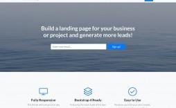 004 Fantastic Responsive Landing Page Template Design  Templates Html5 Free Download Wordpres Html
