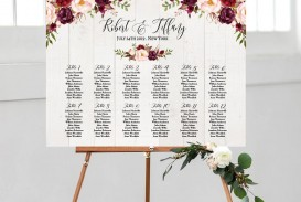 004 Fantastic Seating Chart Wedding Template Idea  Powerpoint Table Plan Reception Round