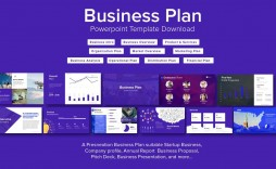 004 Fantastic Startup Busines Plan Template Ppt Picture  Free