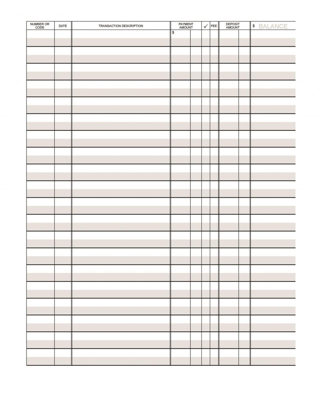 004 Fascinating Checkbook Register Template Excel 2013 Highest Quality Large