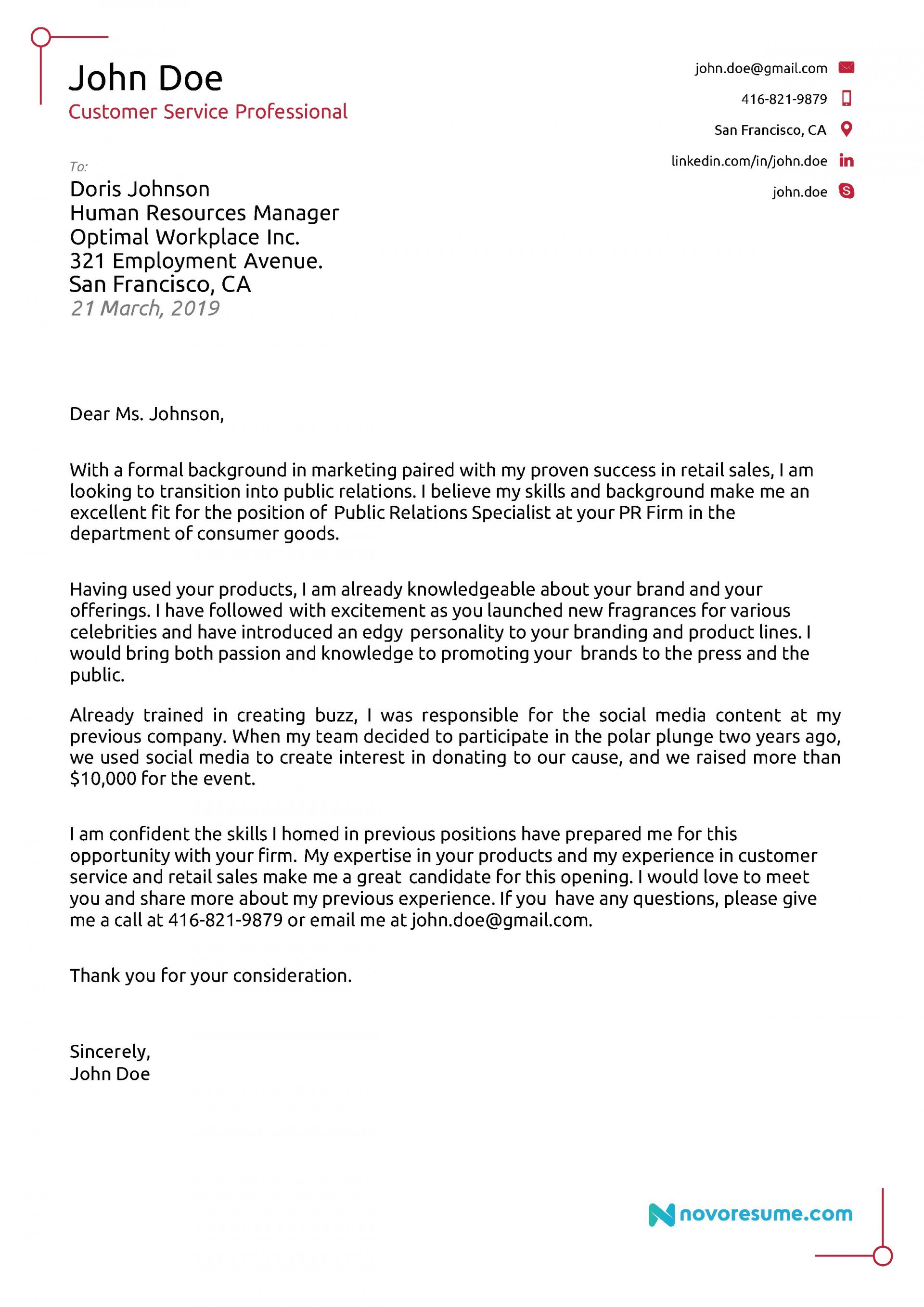 004 Fascinating Cover Letter For Job Template Image  Sample Cv Application Email Resume Microsoft Word1920