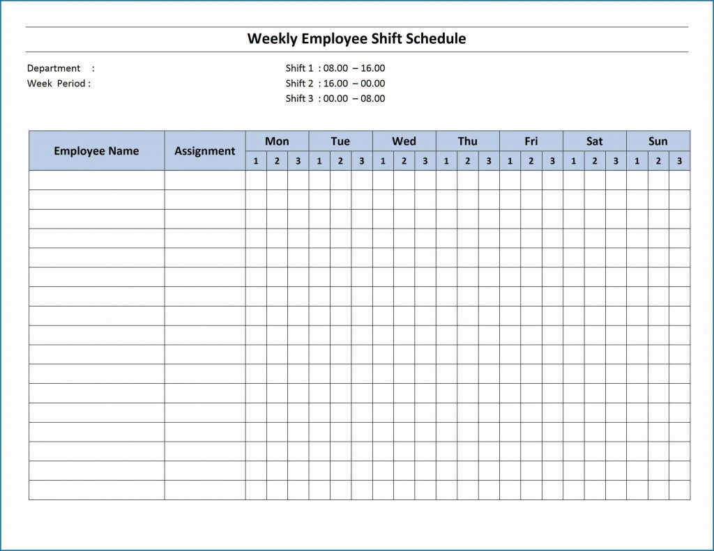 004 Fascinating Free Excel Monthly Employee Schedule Template High Def  DownloadLarge