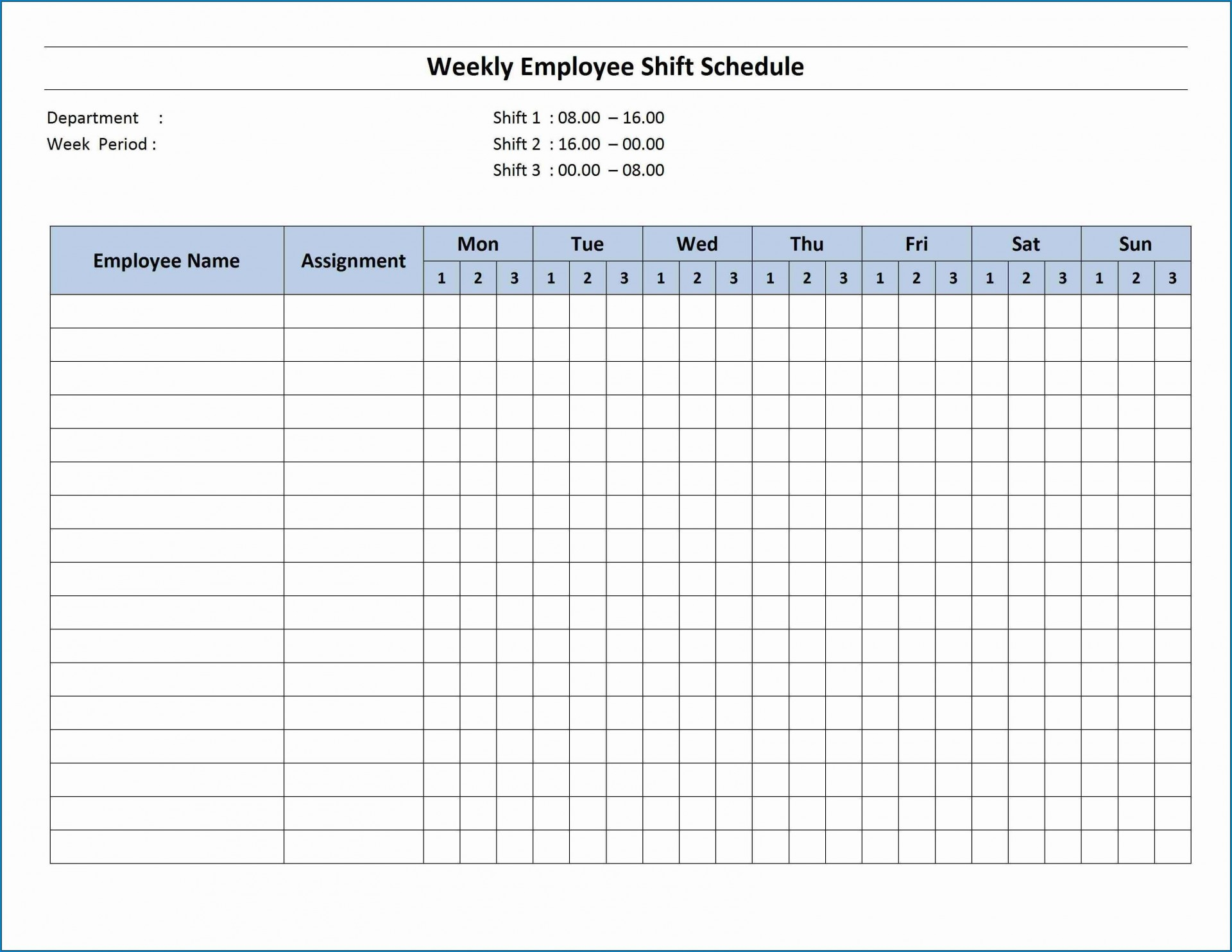 004 Fascinating Free Excel Monthly Employee Schedule Template High Def  Download1920
