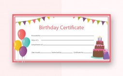 004 Fascinating Free Template For Gift Certificate High Definition  Printable Birthday Mac In Word