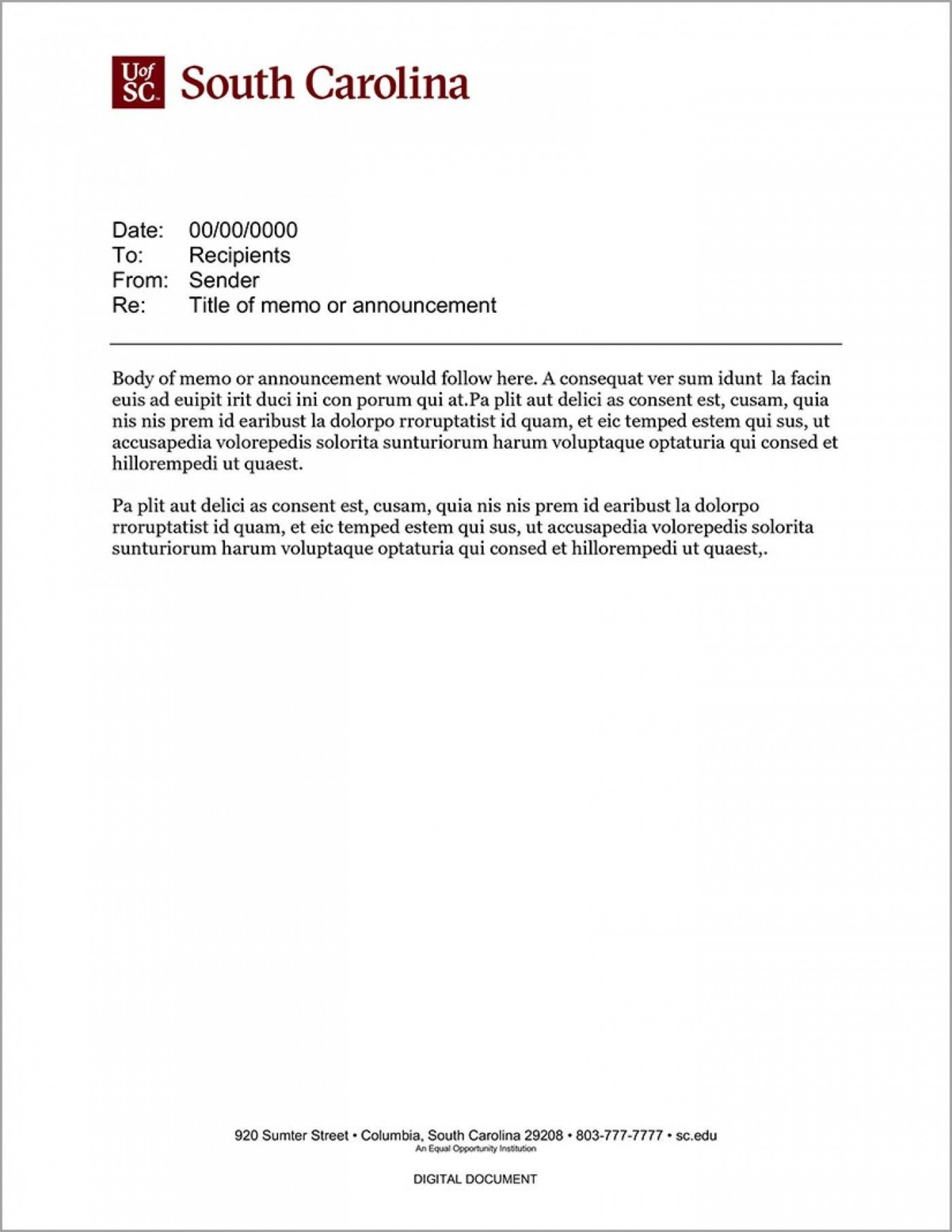 004 Fascinating Memo Template For Word High Definition  Free Cash Sample 20131920