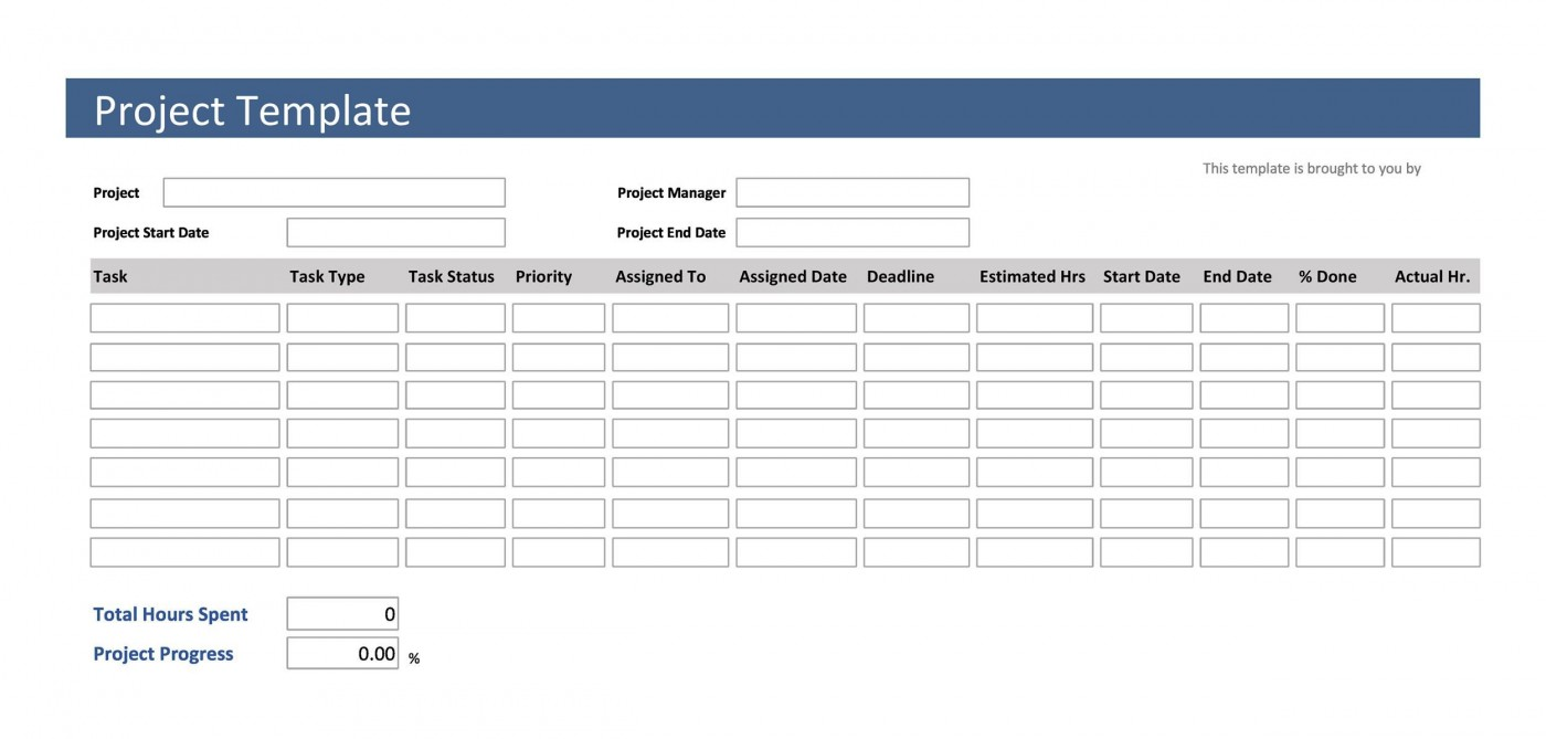 004 Fascinating Multiple Project Tracking Template Xl Example  Spreadsheet Excel1400