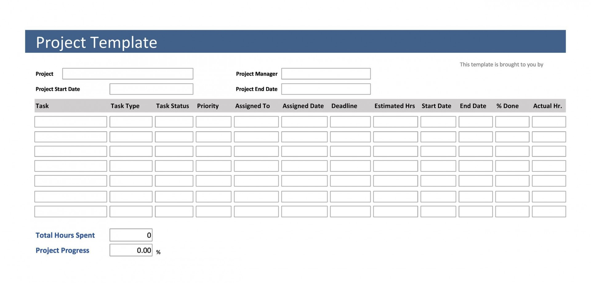 004 Fascinating Multiple Project Tracking Template Xl Example  Spreadsheet Excel1920