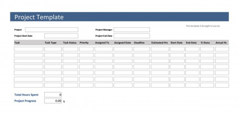 004 Fascinating Multiple Project Tracking Template Xl Example  Spreadsheet Excel480