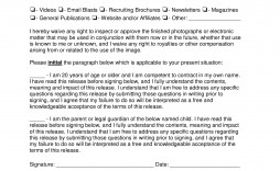 004 Fascinating Photo Release Form Template Example  Video Consent Australia Free And