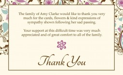 004 Fascinating Thank You Note Template Microsoft Word Picture  Card Free Funeral Letter