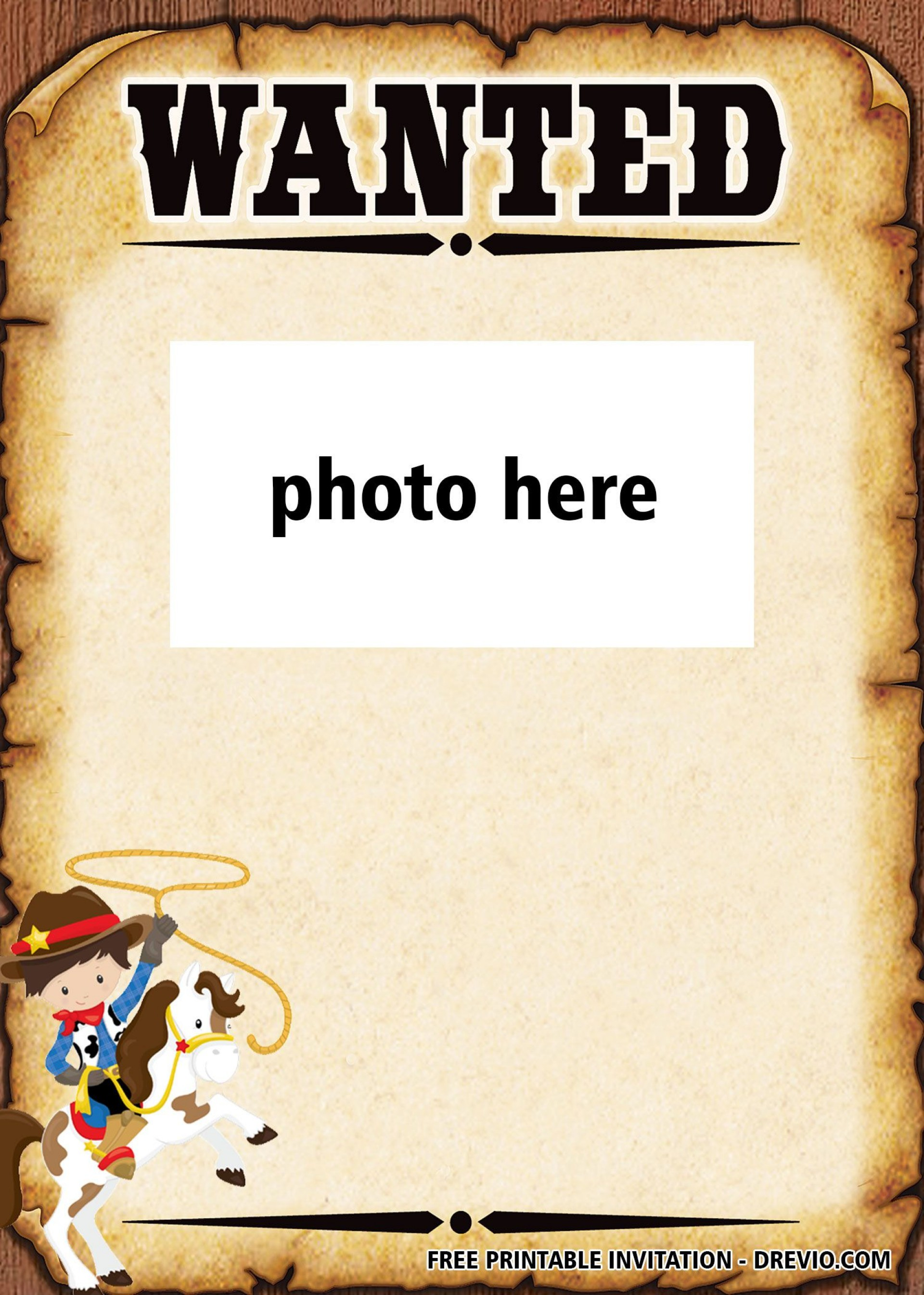004 Fascinating Wanted Poster Template Pdf High Def  Free Character1920