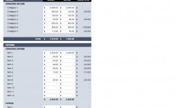 004 Fearsome Budget Template In Excel Sample  Layout 2013