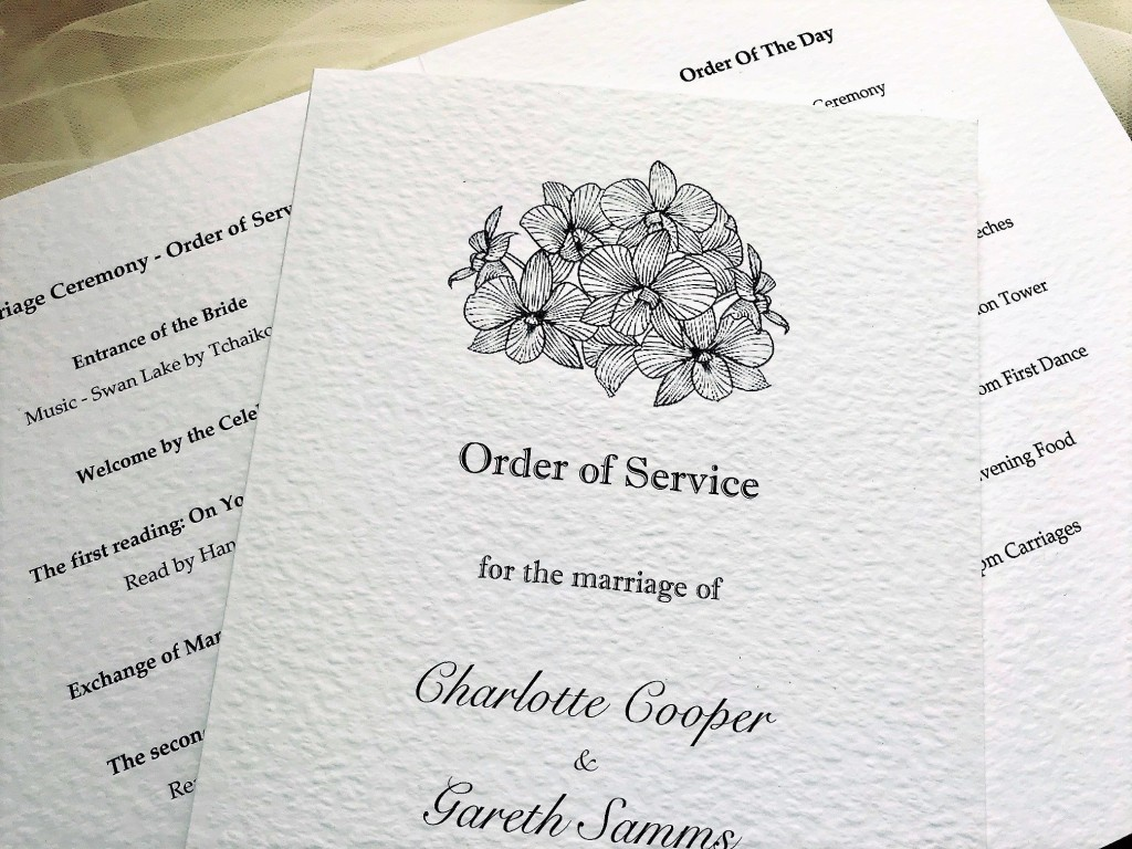004 Fearsome Church Wedding Order Of Service Template Uk High Def Large