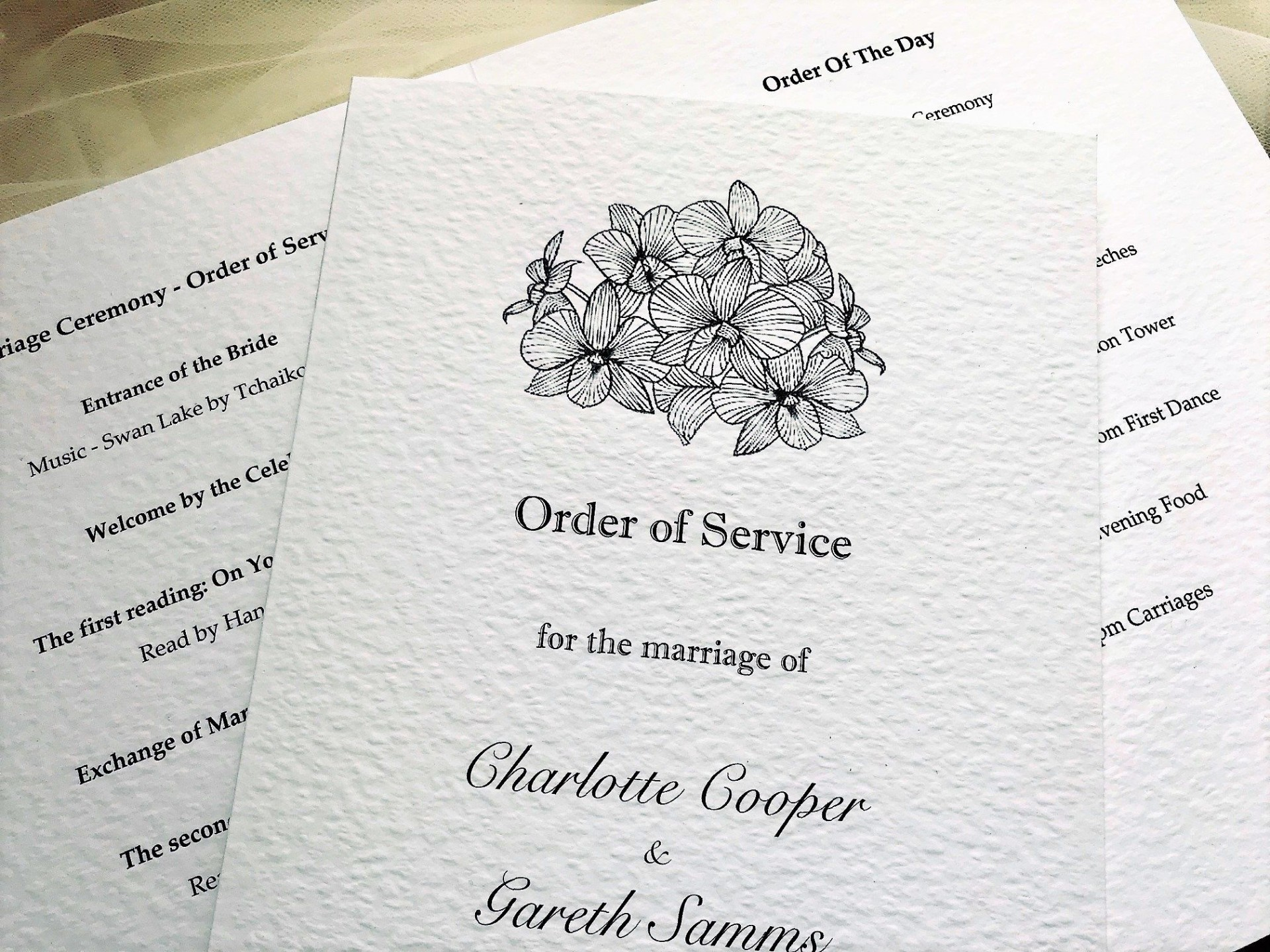 004 Fearsome Church Wedding Order Of Service Template Uk High Def 1920