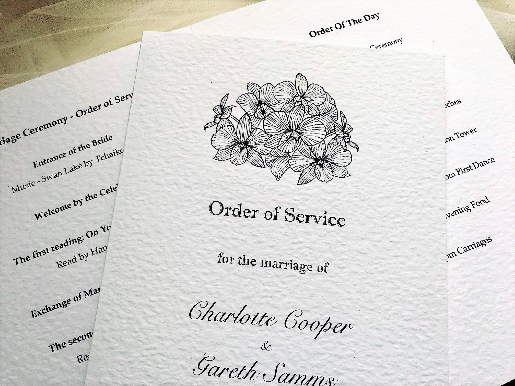 004 Fearsome Church Wedding Order Of Service Template Uk High Def Full