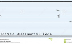 004 Fearsome Free Blank Check Template Pdf High Def  Fillable Printable