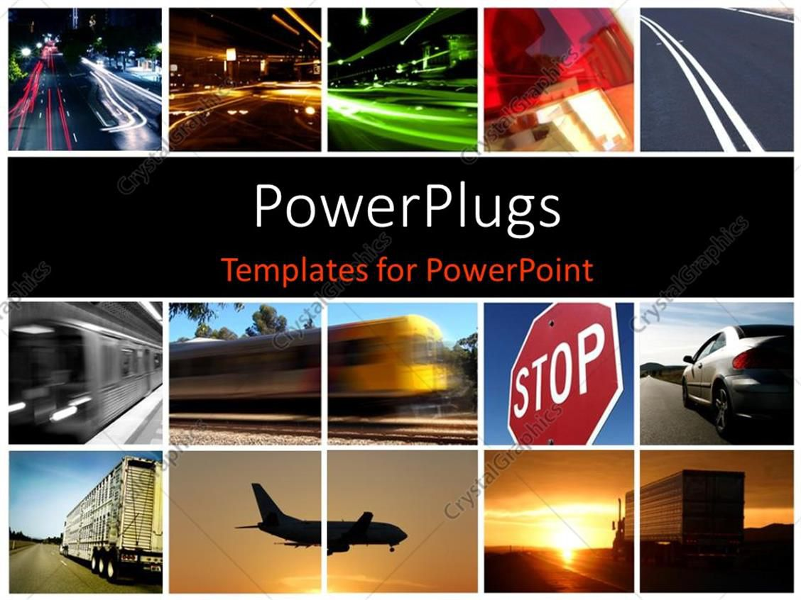 004 Fearsome Free Photo Collage Template For Powerpoint Highest Quality Full