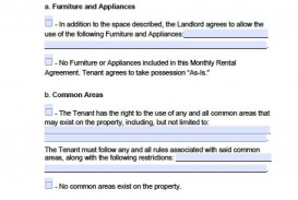 004 Fearsome Generic Rental Lease Agreement Md Picture  Sample Maryland