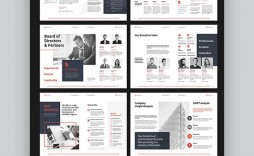 004 Fearsome Microsoft Word Design Template High Resolution  Templates Brochure Free M