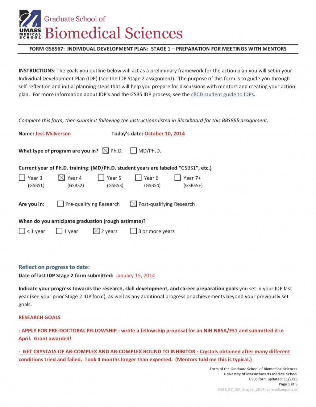 004 Fearsome Personal Development Plan Example Professional Doc Picture Large