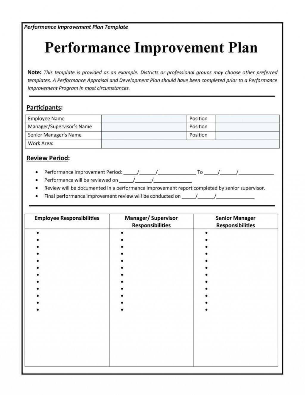 004 Fearsome Professional Development Plan Template Word Idea Large