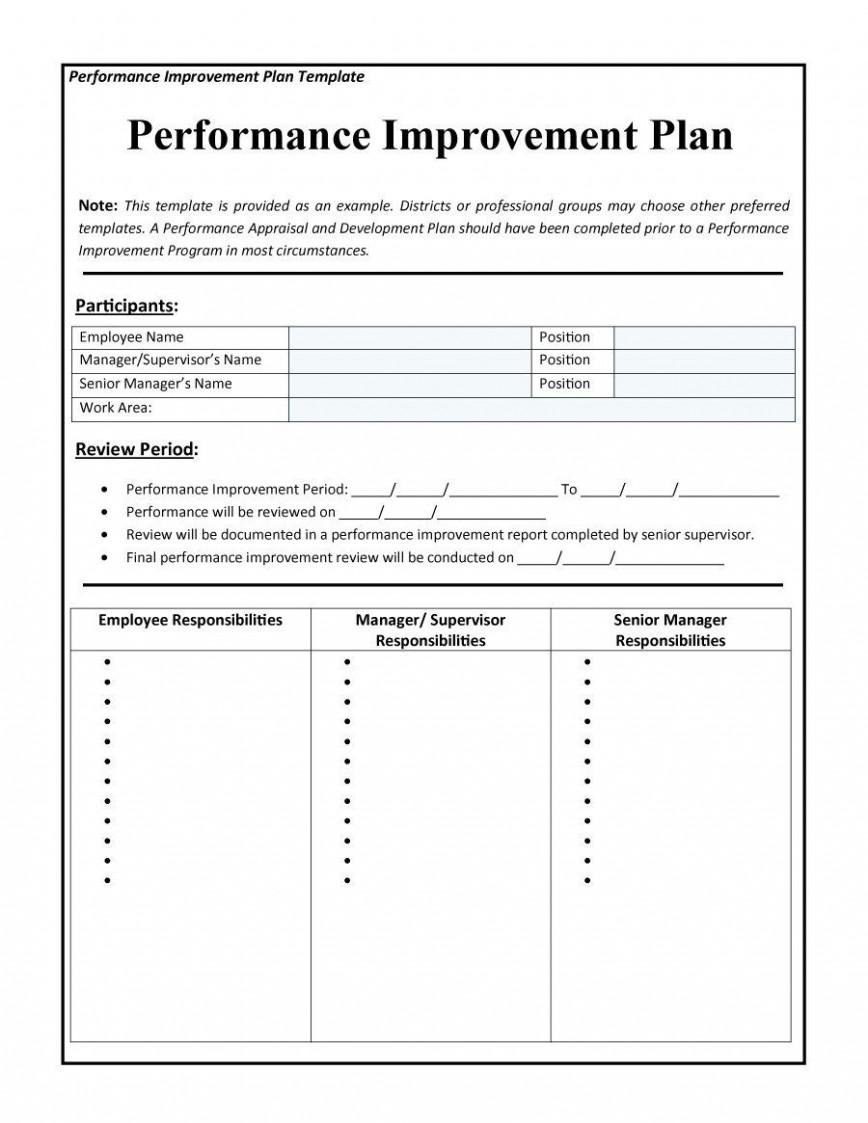004 Fearsome Professional Development Plan Template Word Idea